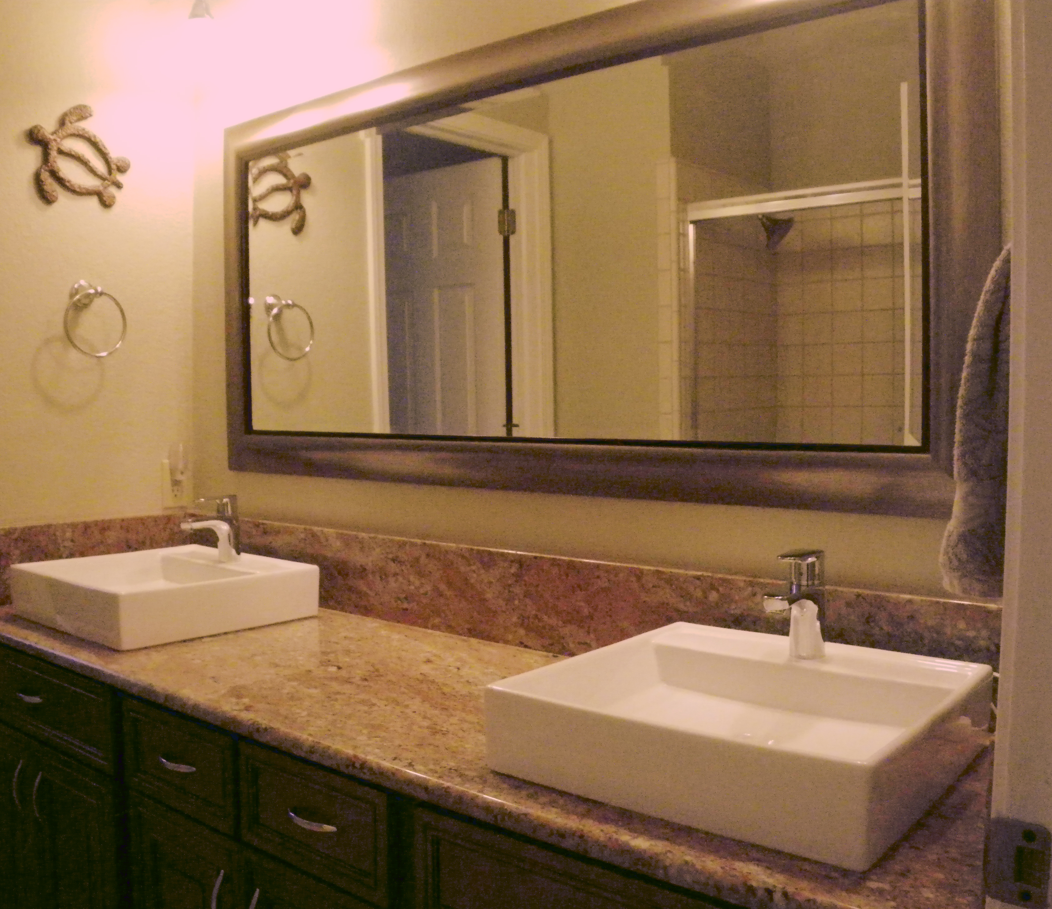 New Basins. Bathroom facelift   Not Clauswitz