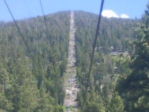 Gondola to Heavenly