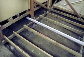 basement dirt