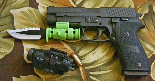 LaserLyte Bayonet