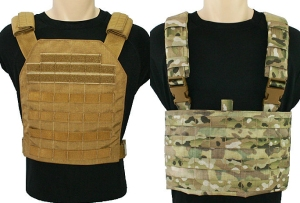 Plate Carrier Coyote Chest Rig Molle