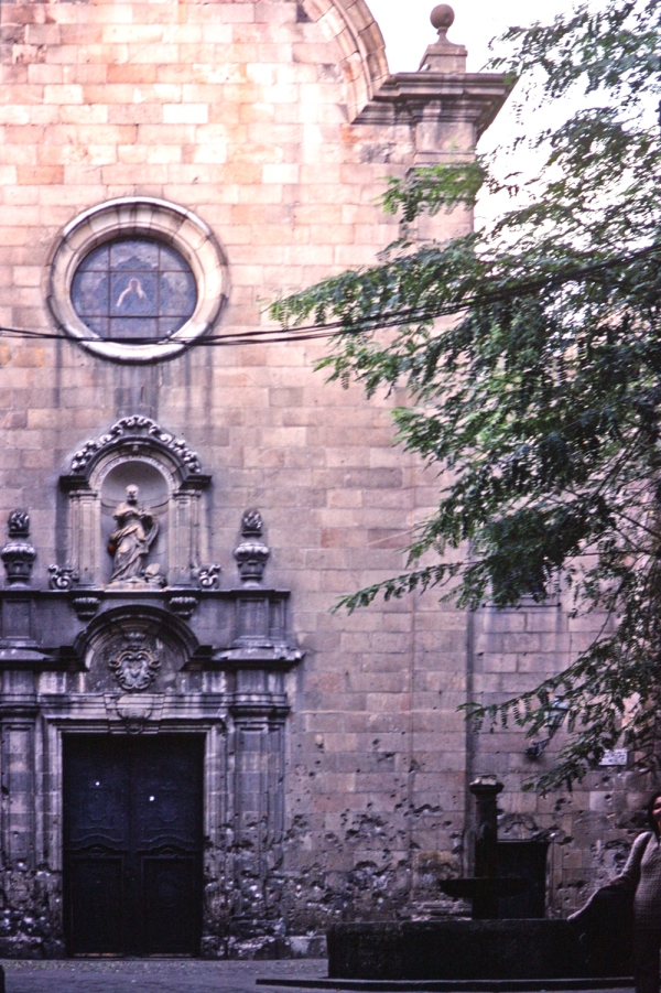 BarcelonaChurch