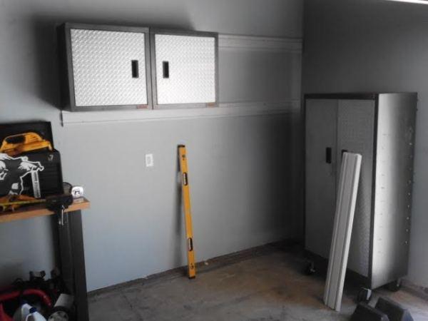 Garage work